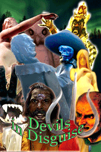 Devils in Disguise collage prepared by Jim McPherson, 2011