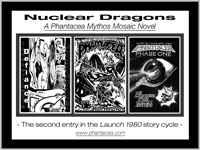 Promo for the Nuclear Dragons entry in the Launch 1980 story cycle