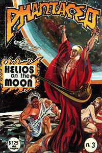 pH3 front cover, artwork by Richard Sandoval, 1978